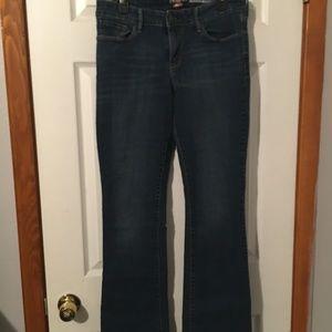 Levi's Denizen Boot-Cut Jeans - Size 12M